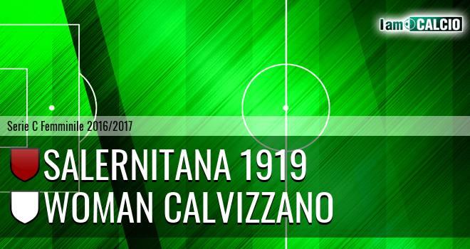 Salernitana 1919 W - Woman Calvizzano
