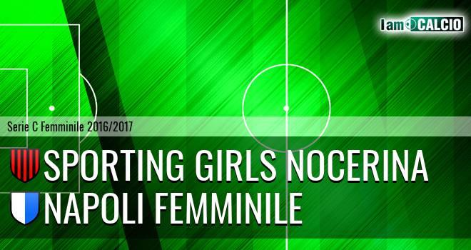 Fortitudo Nocerina Cf - Napoli Femminile