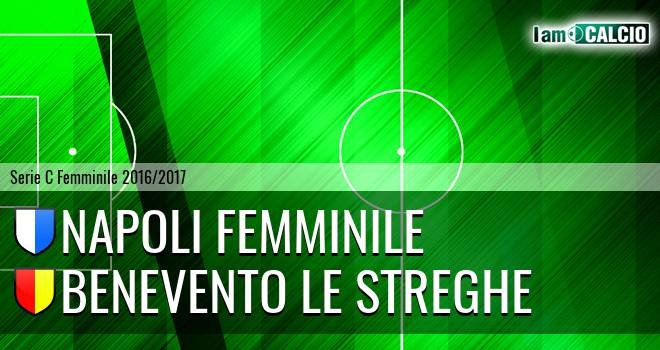 Napoli Femminile - Benevento Le Streghe