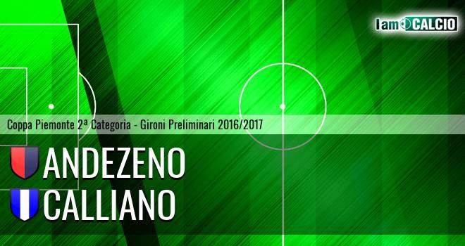 Andezeno - Calliano