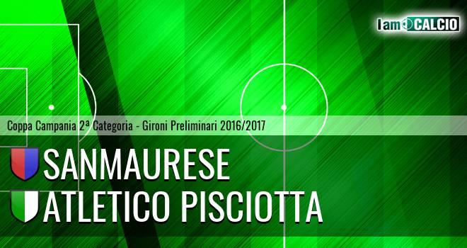 Sanmaurese - Atletico Pisciotta