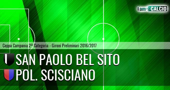 San Paolo Bel Sito - Pol. Scisciano