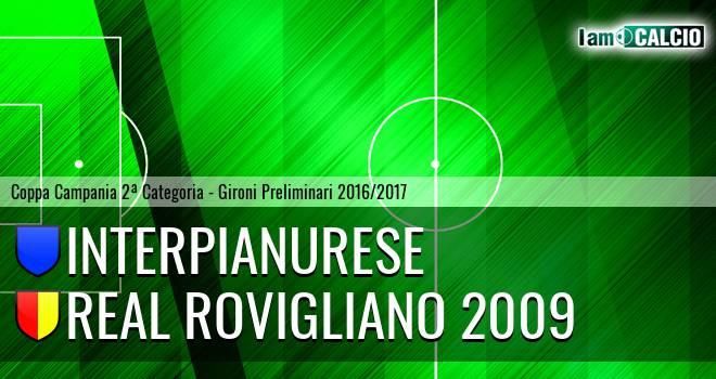 Interpianurese - Real Rovigliano 2009