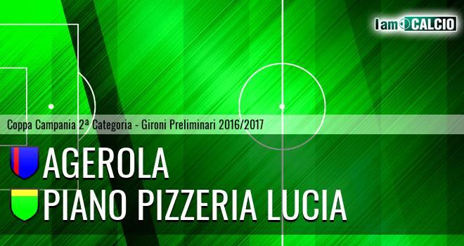 Agerola - Piano Pizzeria Lucia