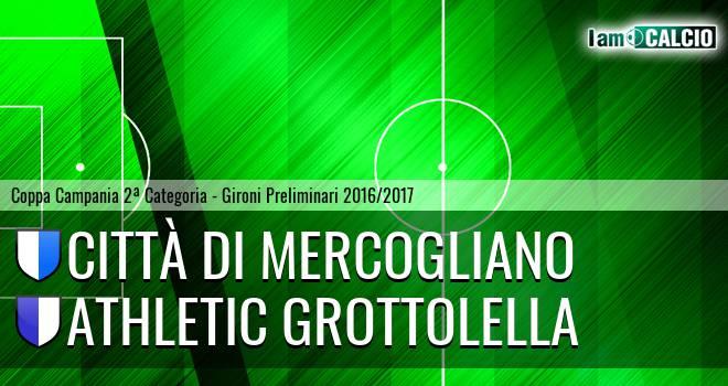 Città di Mercogliano - Athletic Grottolella