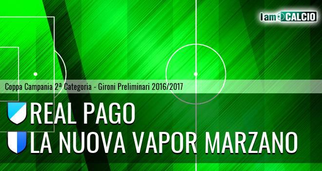Real Pago - La Nuova Vapor Marzano