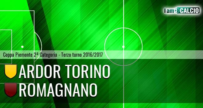 Ardor Torino - Romagnano