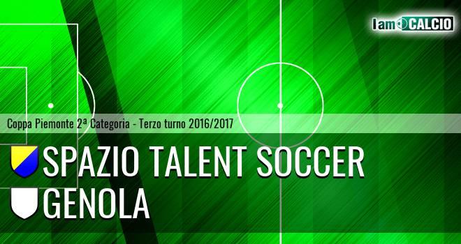 Spazio Talent Soccer - Genola