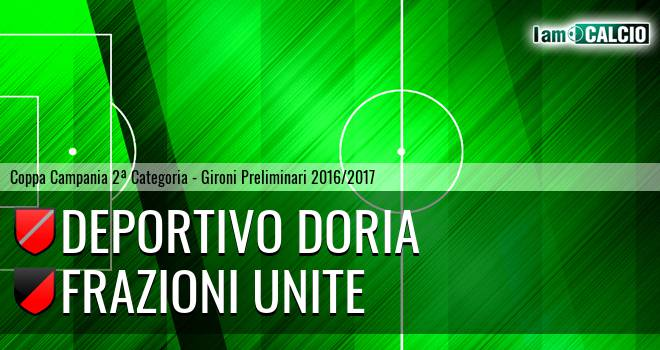 Deportivo Doria - Frazioni Unite