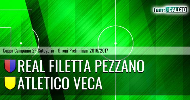 Real Filetta Pezzano - Atletico Veca