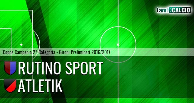 Rutino Sport - Atletik