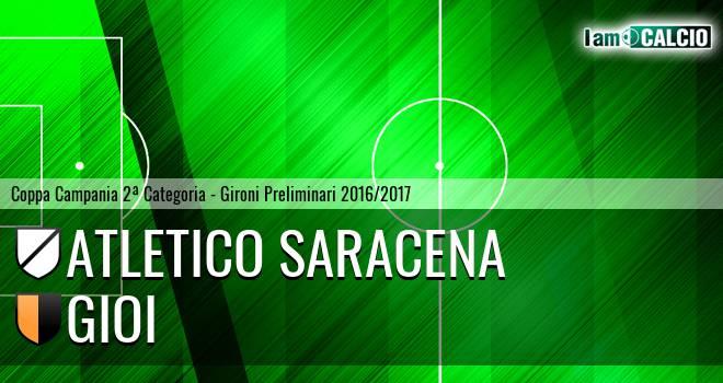 Atletico Saracena - Gioi
