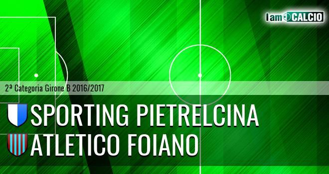 Sporting Pietrelcina - Atletico Foiano