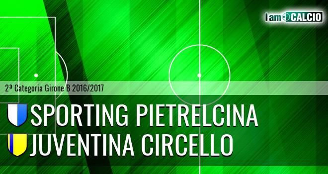 Sporting Pietrelcina - Juventina Circello