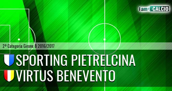Sporting Pietrelcina - Virtus Benevento