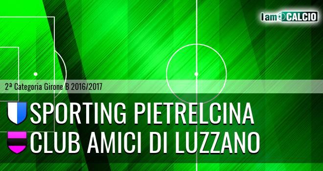 Sporting Pietrelcina - Club Amici di Luzzano