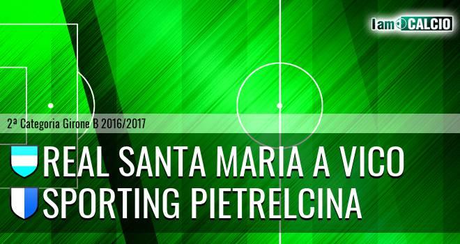 Valle di Suessola - Sporting Pietrelcina