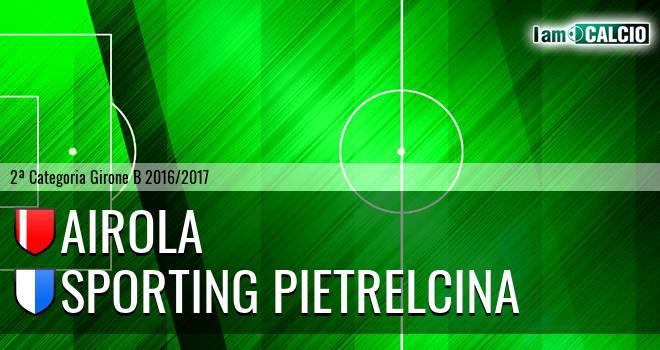 Airola - Sporting Pietrelcina