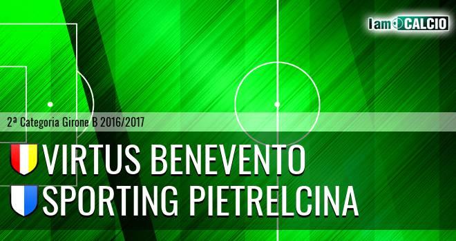Virtus Benevento - Sporting Pietrelcina