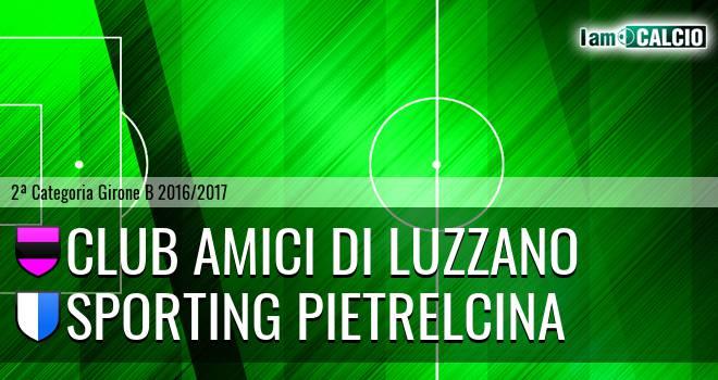 Club Amici di Luzzano - Sporting Pietrelcina