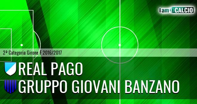 Real Pago - Banzano