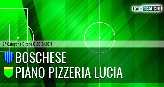 Boschese - Piano Pizzeria Lucia