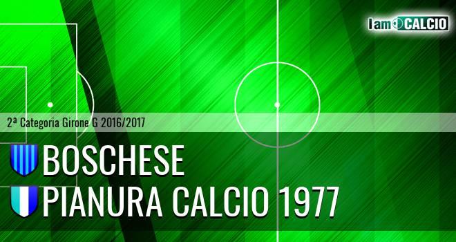 Boschese - Pianura Calcio 1977