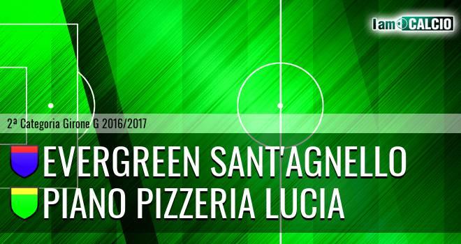 Evergreen Sant'Agnello - Piano Pizzeria Lucia