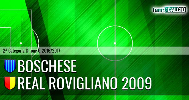 Boschese - Real Rovigliano 2009