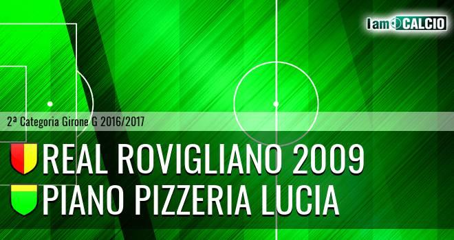 Real Rovigliano 2009 - Piano Pizzeria Lucia