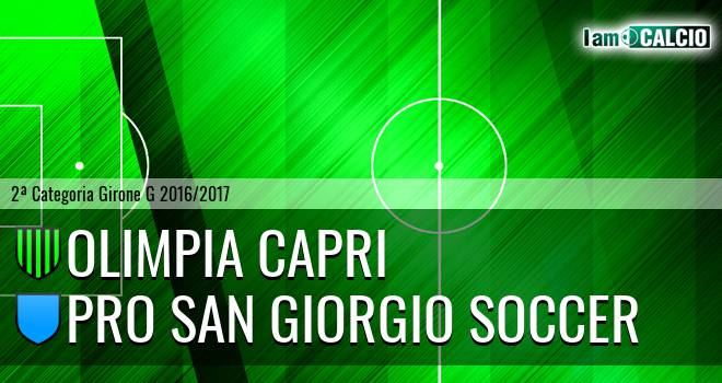 Olimpia Capri - Terzigno