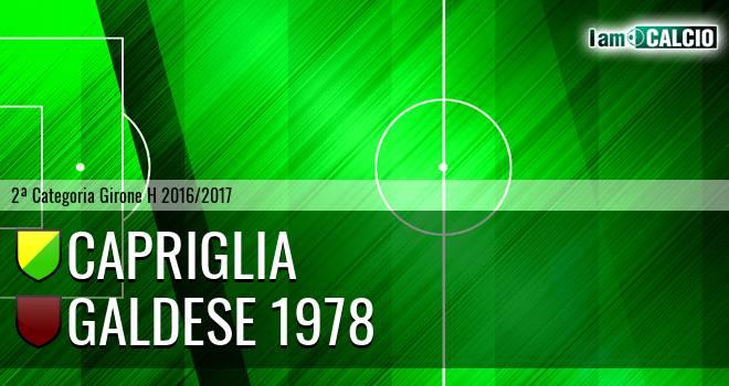 Capriglia - Galdese 1978