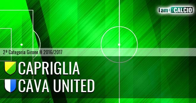 Capriglia - Cava United
