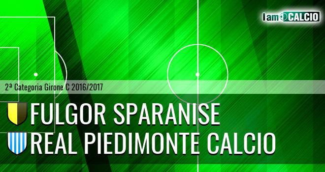 Fulgor Sparanise - Real Piedimonte Calcio