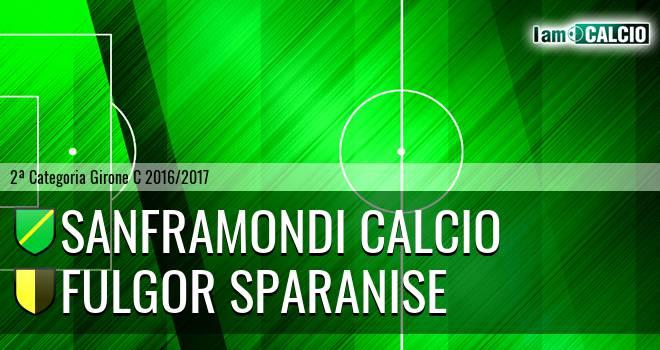 Sanframondi Calcio - Fulgor Sparanise