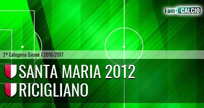 Santa Maria 2012 - Ricigliano