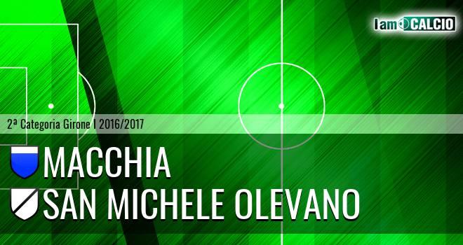Macchia - San Michele Olevano