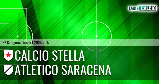 Calcio Stella - Atletico Saracena