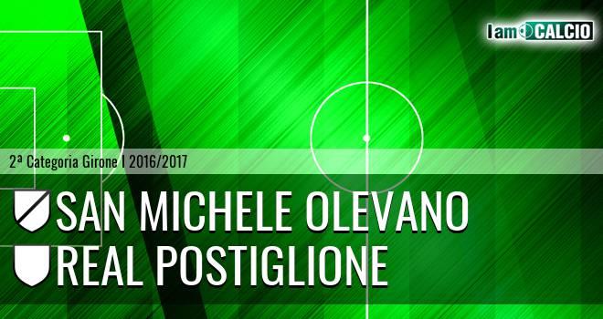San Michele Olevano - Real Postiglione