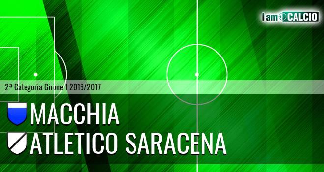 Macchia - Atletico Saracena