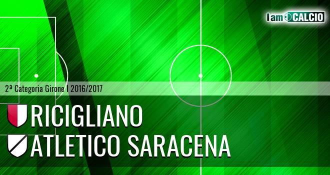 Ricigliano - Atletico Saracena