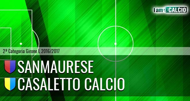 Virtus Cilento - Casaletto Calcio