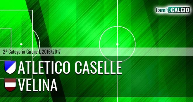 Atletico Caselle - Velina