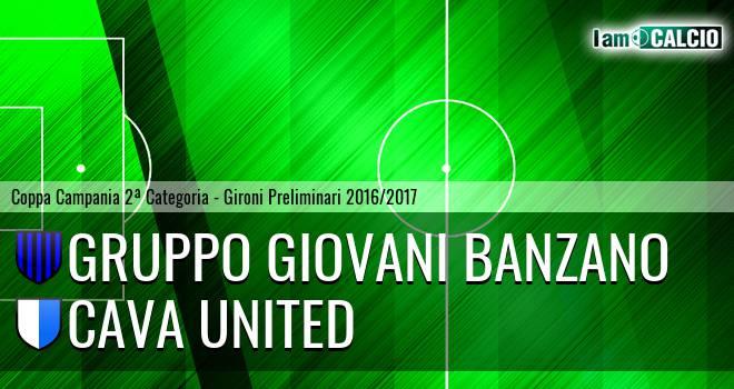 Gruppo Giovani Banzano - Cava United