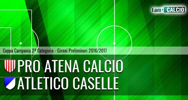 Pro Atena Calcio - Atletico Caselle