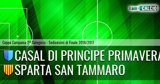 Casal di Principe Primavera - Sparta San Tammaro