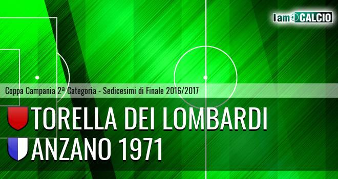 Torella dei Lombardi - Anzano 1971