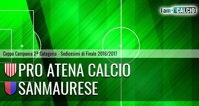 Pro Atena Calcio - Sanmaurese