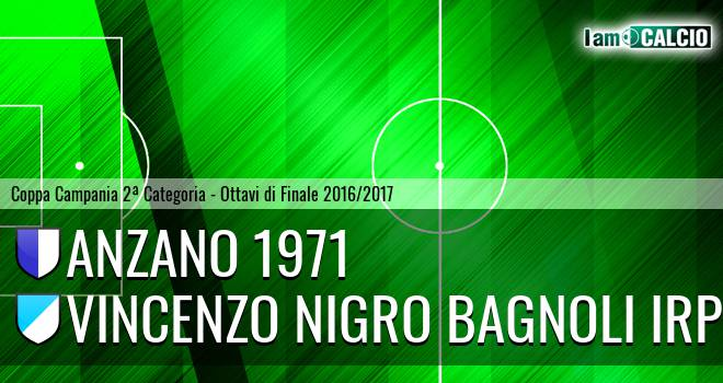 Anzano 1971 - Vincenzo Nigro Bagnoli Irpino