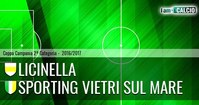 Licinella - Sporting Vietri Sul Mare